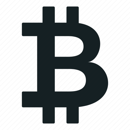 bitcoin, digital money, sign, virtual currency, virtual money icon
