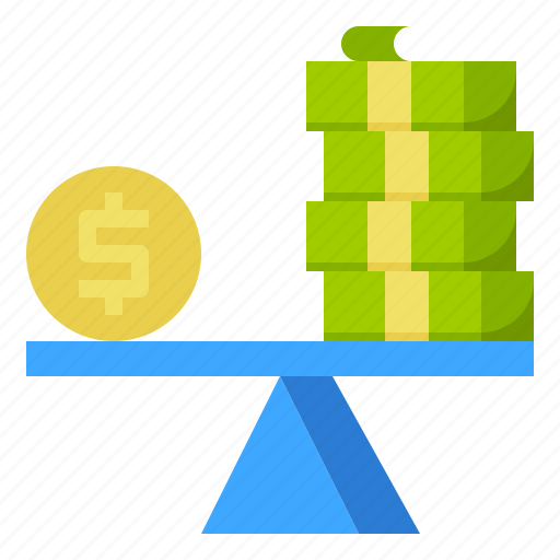 bitcoin, business, investment, leverage, profit icon