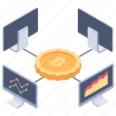 blockchain network, blockchain technology, data flow, data sharing, digital blockchain