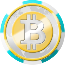 bitcoin, casino, chip, coinsphere icon