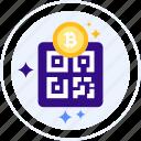 address, bitcoin, bitcoin address, code, qr code
