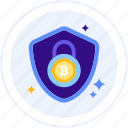 bitcoin, encrypted, encryption, secured, security, shield