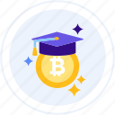 cryptocurrency, education, school, college, bitcoin, university, crypto