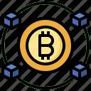 blockchain, bitcoin, payment, coin, money