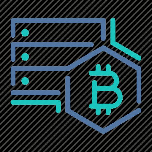 bitcoin, gpu, hardware, hashpower, mining, processing, rig icon