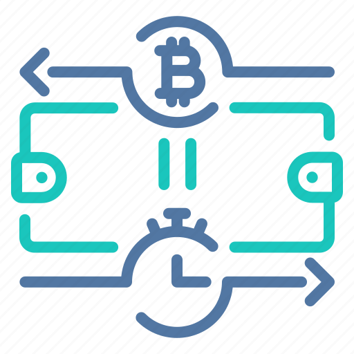 confirmation, instant, payment, speed, time, transaction, wallet icon