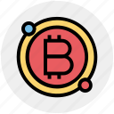 money, bitcoin, currency, digital wallet, digital currency, coin, payment icon