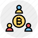 bitcoin double spending, bitcoin transaction problem, business, cryptocurrency exchange, double spending, transaction, users icon