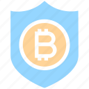 bitcoin, investment, protect, protection, security, shield, transaction