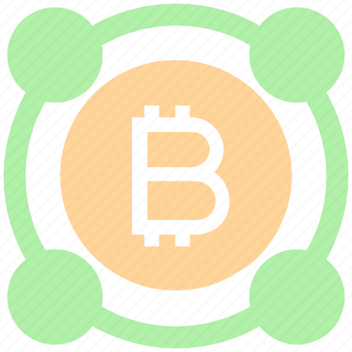 Bitcoin, coin, commerce, currency, digital currency, money, payment icon - Download on Iconfinder