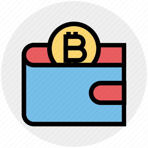 Bitcoin, blockchain, crypto, digital wallet, money, savings, wallet icon - Download on Iconfinder