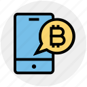 bitcoin alerts, bitcoin notification, bitcoins, cryptocurrency alarm, mobile, smartphone, sms cryptocurrency