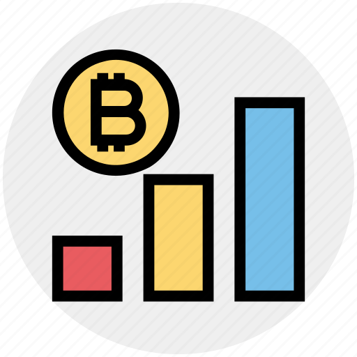 Analytics, bitcoin, chart, coin, cryptocurrency, graph, seo icon - Download on Iconfinder