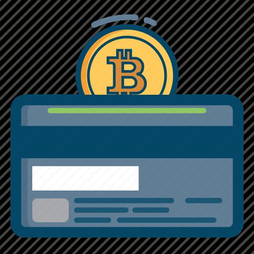 bitcoin, bitcoins icon