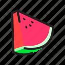 fresh, fruit, healthy, watermelon