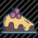 cheese, cake