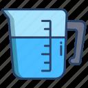 measuring, jar