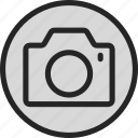 cam, camera, photo, picture icon