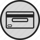 bank, bank card, credit, creditcard, finance, money, payment icon