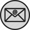 email, gmail, mail, outlook icon