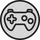 controller, gamepad, games, gaming, videogame, videogames icon