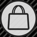bag, gift, shop, shopping, shopping bag icon