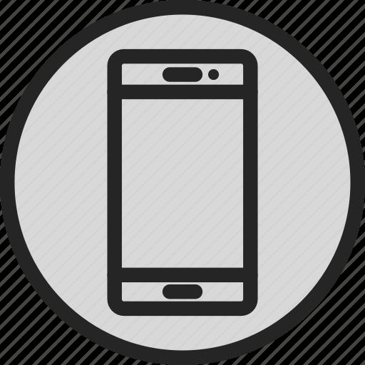 apple, iphone, phone, samsung, smartphone, telephone icon