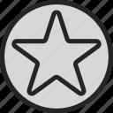 favorite, favourite, premium, star icon