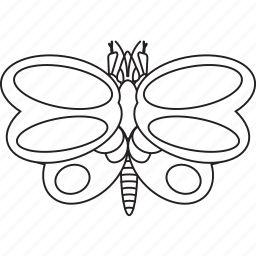 art, bug, bugs, butterfly, bw, graphic, insect icon