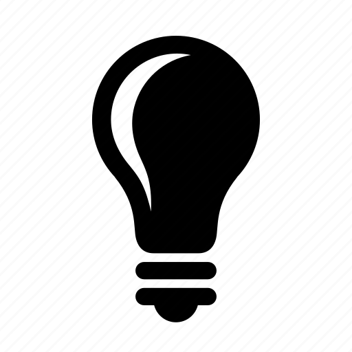 electricity, idea, inspiration, light, light bulb icon