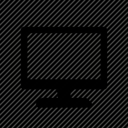 communication, computer, desktop, internet, screen, technology icon