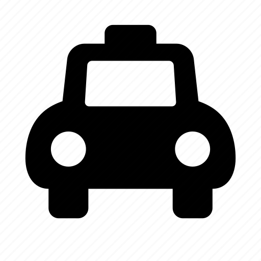 cab, car, car service, taxi, transportation, travel, vehicle icon