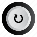 music, play, refresh, reload, repeat icon