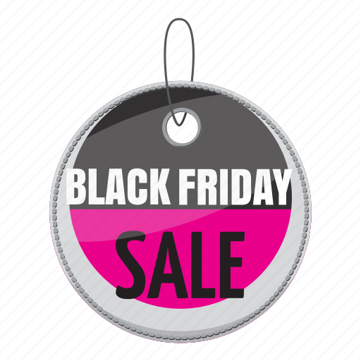 cartoon, discount, friday, offer, poster, price, sale icon