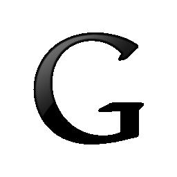 099317, g, google, logo icon