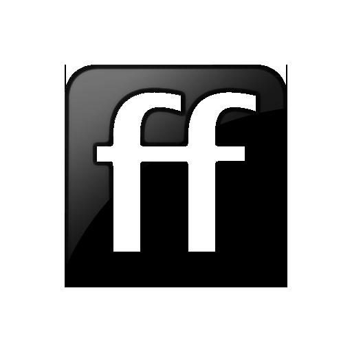 099313, friendfeed, logo, square icon