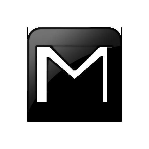 099315, gmail, logo, square icon