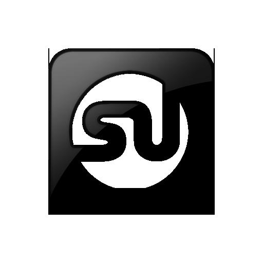 099363, logo, square, stumbleupon icon