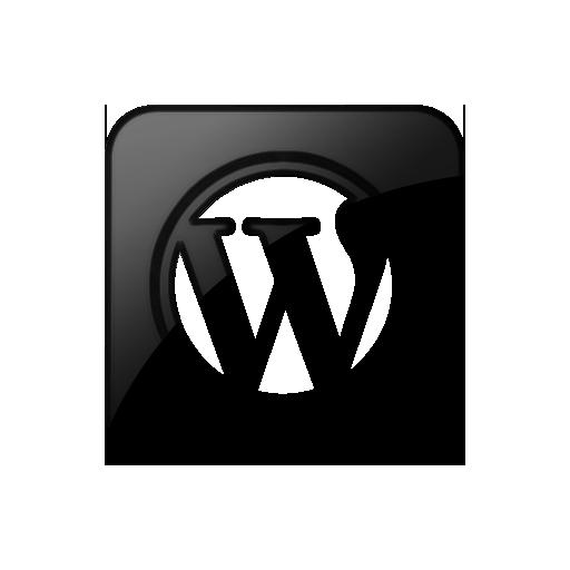 099377, logo, square, wordpress icon