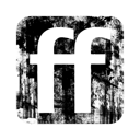 097678, friendfeed, logo, square icon
