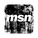097698, logo, msn, square icon