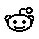 097715, logo, reddit icon