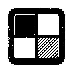 097650, delicious, logo, square icon
