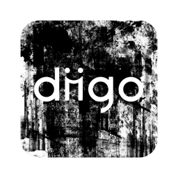 097662, diigo, logo, square icon