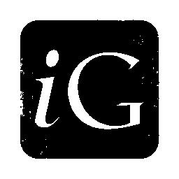 097687, igooglr, logo, square icon