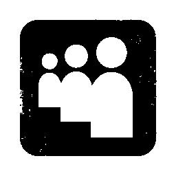 097700, logo, myspace, square icon