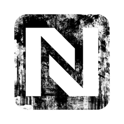 097704, logo, netvous, square icon