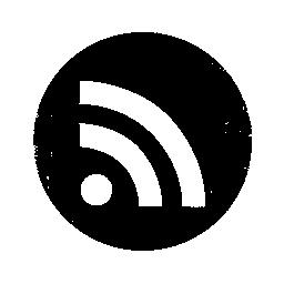 097718, circle, rss icon