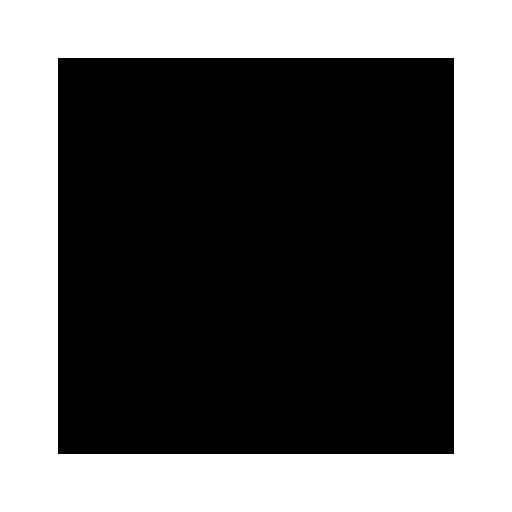 097724, dot, logo, slash, square icon