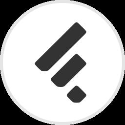 feedly, logo, media, social icon